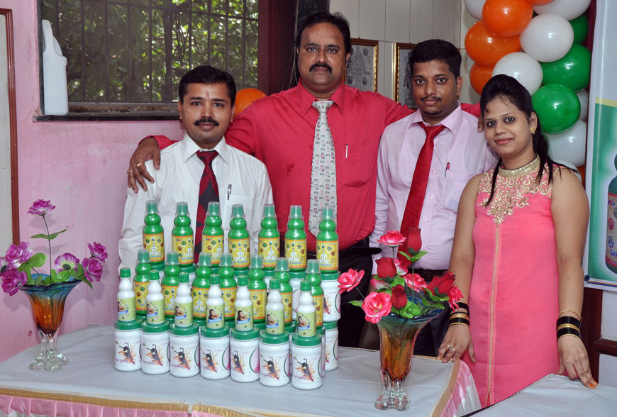 Uniplus introduces Ayurvedic Products
