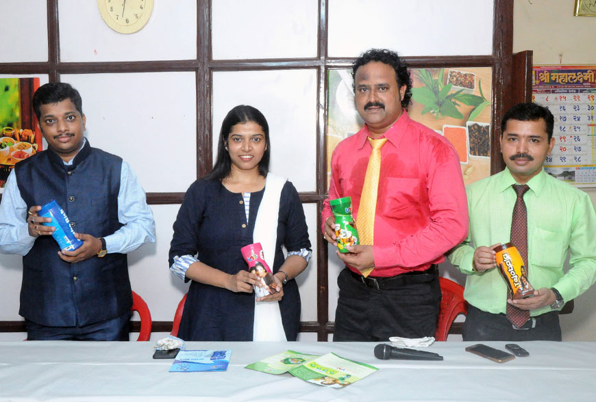 Ayurvedic Products Launched