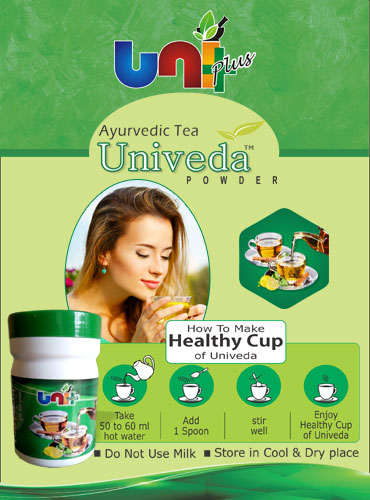 Univeda Ayurvedic Tea
