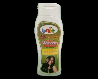 Pure+ aloe vera shampoo